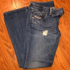 Diesel Distressed Denim 31
